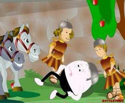 Nursery Rhymes - Humpty Dumpty