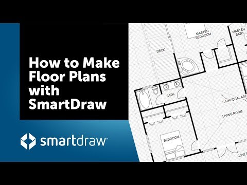 How to Create Floor Plans with SmartDraw