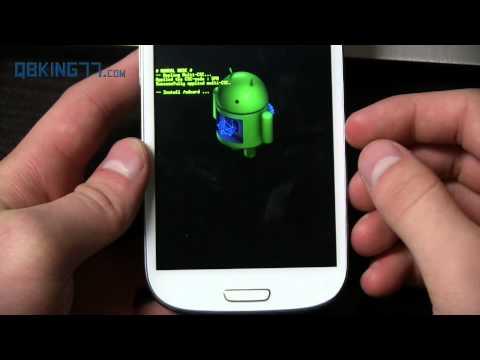 How To Manually Update Sprint Samsung Galaxy S III to MA6 OTA