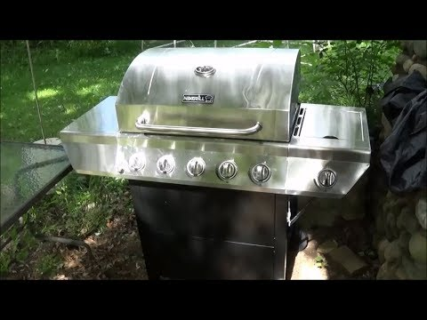 My thoughts on the Nexgrill 720-0888N 5-Burner Propane Gas Grill Stainless Steel with Side Burner