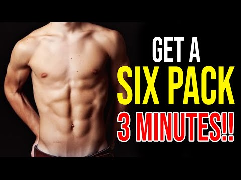 How To Get A Six Pack In 3 Minutes For A Kid