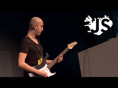 Armagan Amcalar: Code, Play & Rock 'n' Roll: A WebAudio Experiment   JSConf Iceland 2018
