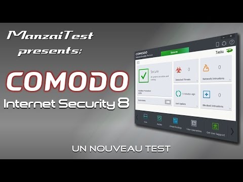 [Exclusive - Test Musical] Comodo Internet Security 2015 8.0 Version