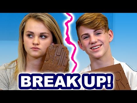The Break Up! (MattyBRaps & Ivey)