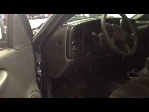 2007 Chevy Silverado classic. Manual door locks converted Power door locks. Autopage alarm. Rf-355a