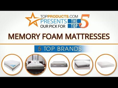 Best Memory Foam Mattress Reviews 2017 – How to Choose the Best Memory Foam Mattress