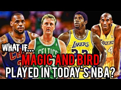 What If MAGIC AND BIRD Played in the Modern NBA?