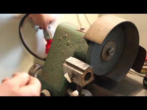 How To Drill Bit Sharpening