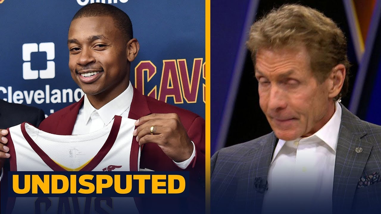 Skip and Shannon on LeBron's frustration with the Isaiah Thomas trade   UNDISPUTED