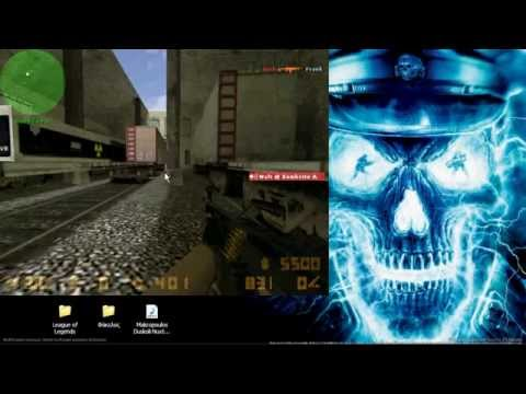Counter Strike 1.6 Test Video