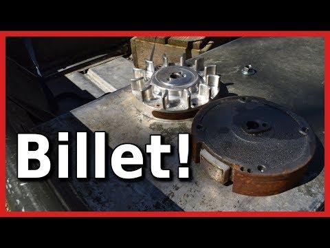 Flywheel Change | Thailand Outboard & Billet Flywheel