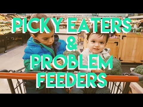 Is My Child a Picky Eater or a Problem Feeder? | How to Survive