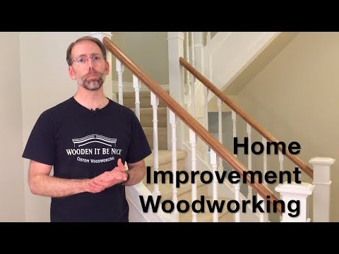 Woodshop Therapy Channel Renamed to Home Improvement Woodworking