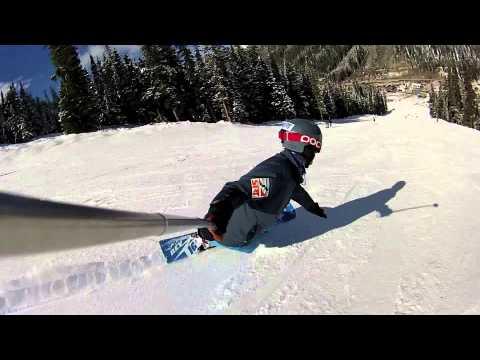 Everett McEwan Get on a Donek snowboard!