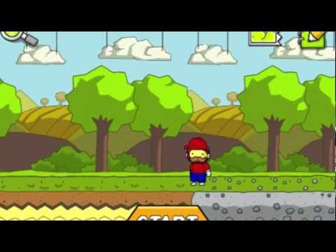 Scribblenauts Remix Cool Character Outfits