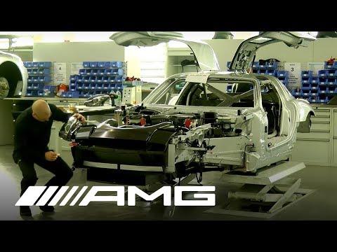 SLS AMG GT3 Production - Part 1