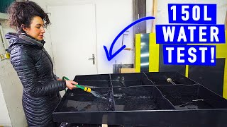 BUILDING OUR HOME: Creating WATER TANKS from SCRATCH (Pt 2) EP. 13