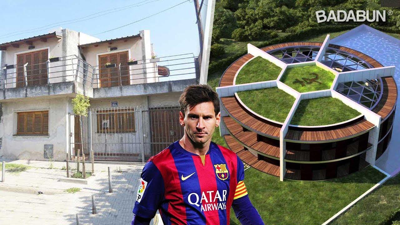 La casa donde crecieron estos futbolistas