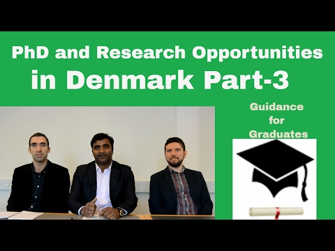PhD and Research Opportunties in Denmark Part-3, Study in Denmark, Research Funding in Denmark 3