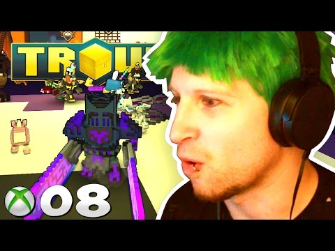 NEW COSTUME GET!! ✪ Scythe Plays Trove on Xbox One #08