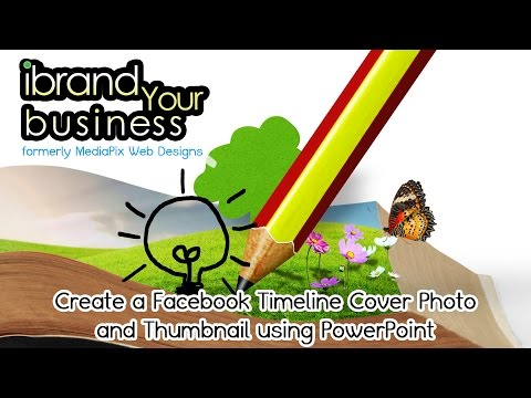 Create Your Own Facebook Timeline Cover Photo and Thumbnail