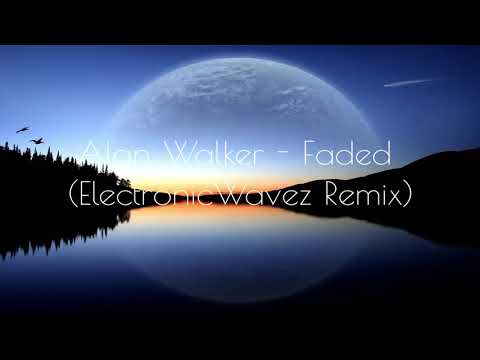 Alan Walker - Faded (ElectronicWavez Hardstyle Remix)