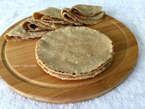Wheat Pathiri | Wheat Roti | ഗോതമ്പ് പത്തിരി