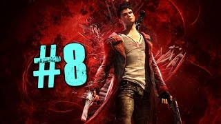 ASSIEL HOLDS THE KEY || DmC: Devil May Cry || Part 8