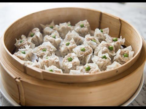 Shumai (Japanese Pork Dumplings)