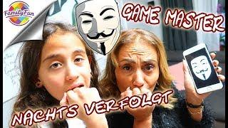 Download GAME MASTER VERFOLGT UNS NACHTS - ERWISCHT ER UNS AUCH? - Family Fun Video