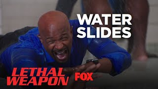 Soak Up The Summer With These Extreme Water Sports | Season 1 | LETHAL WEAPON