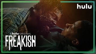 Freakish Season 2 Now Streaming • Freakish on Hulu