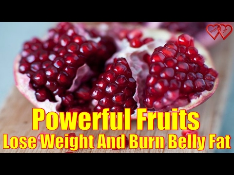 7 Powerful Fruits To Lose Weight And Burn Belly Fat Instantly