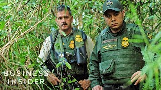 I Spent A Day With Border Patrol Agents At The US-Mexico Border