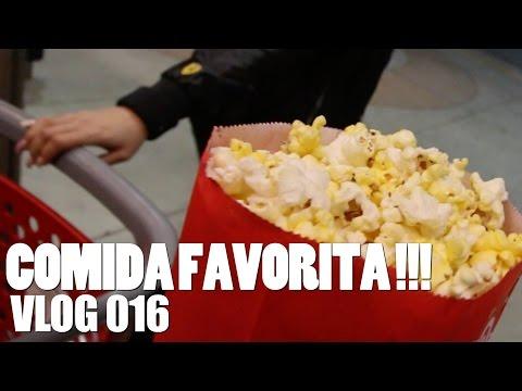 VLOG 016 | COMIDA FAVORITA | 12.15.15