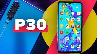 Huawei P30 review: Fantastic forbidden fruit