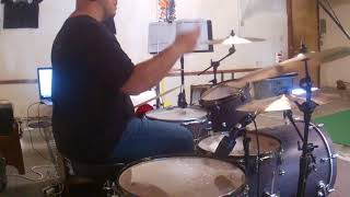 Jim Riley Survival Guide For The Modern Drummer. Up Tempo Pop Rock Song.