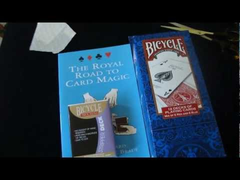 Unboxing from Taylors's Magic Shop