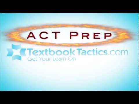 ACT ENGLISH - English Passage