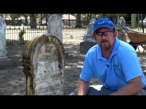 D2 Biological Solution Cleaner: How to clean Headstones, gravestones, tombstones, and monuments