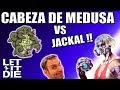 CABEZA DE MEDUSA VS JACKAL GAMEPLAY | LET IT DIE | GAMEPLAY EN ESPAÑOL | NOVIEMBRE 2017