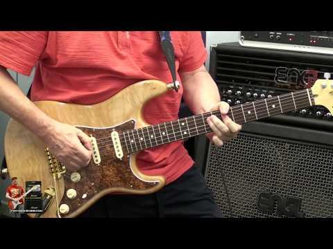 Best Fender Strat guitar ITW - PART THREE - Custom Shop (mine) - tonymckenzie.com