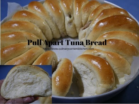 Pull Apart Tuna Bread From Scratch