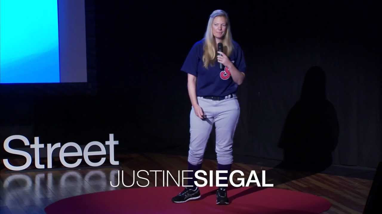 Following Your Dreams When Others Are Mean: Justine Siegal at TEDxYouth@BeaconStreet *