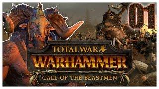 GREENSKIN DEATHMATCH! - Total War Warhammer (Finbar vs David)