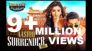 Aashiq Surrender Hua (Full Video HD) | Badrinath Ki Dulhania | Varun Dhawan, Alia Bhatt