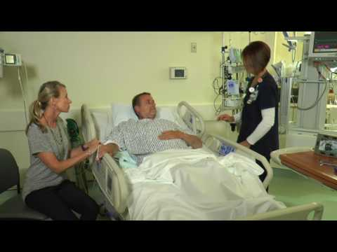 Information about ICU: Patients May Experience Delirium