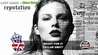 Top 40 Songs of The Week - September 16, 2017 (UK BBC CHART)