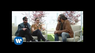 #WarnerSquad - Royal Blood interviewed by Omar Pedrini