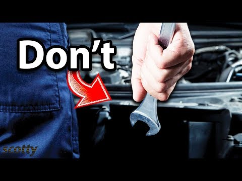 Never Work on Your Car Without This Tool (Life Hacks)